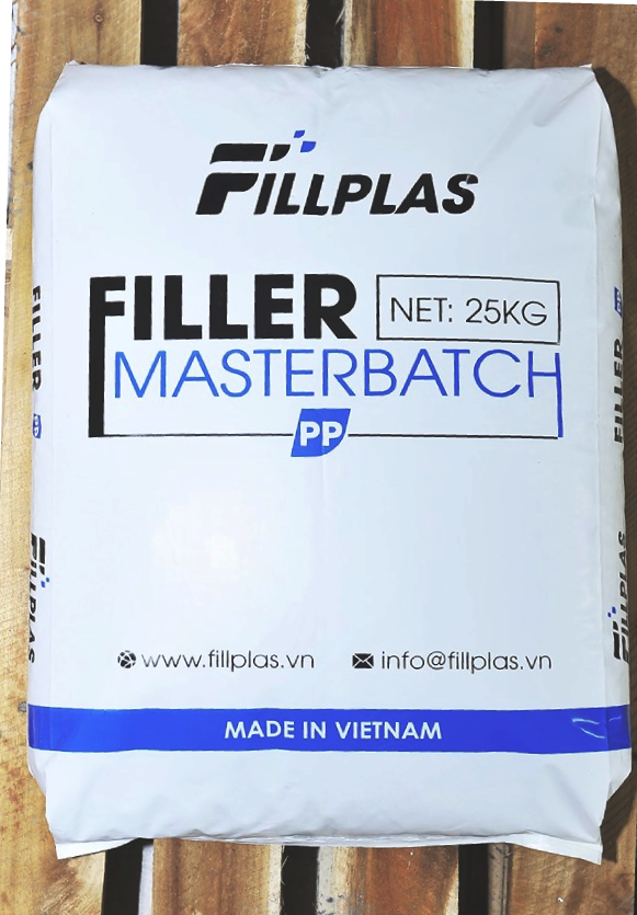 PP filler masterbatch bag fillplas