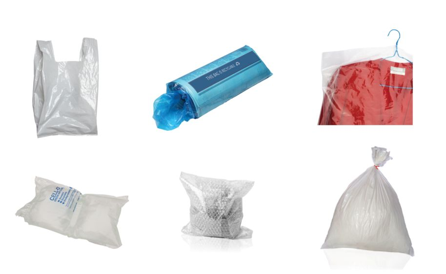 Plastic Film and Resin Using Types - Fillplas Credit