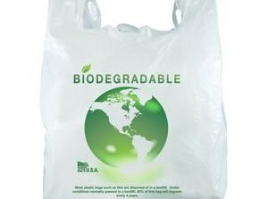 Biodegradable plastics Fillplas material for plastic products